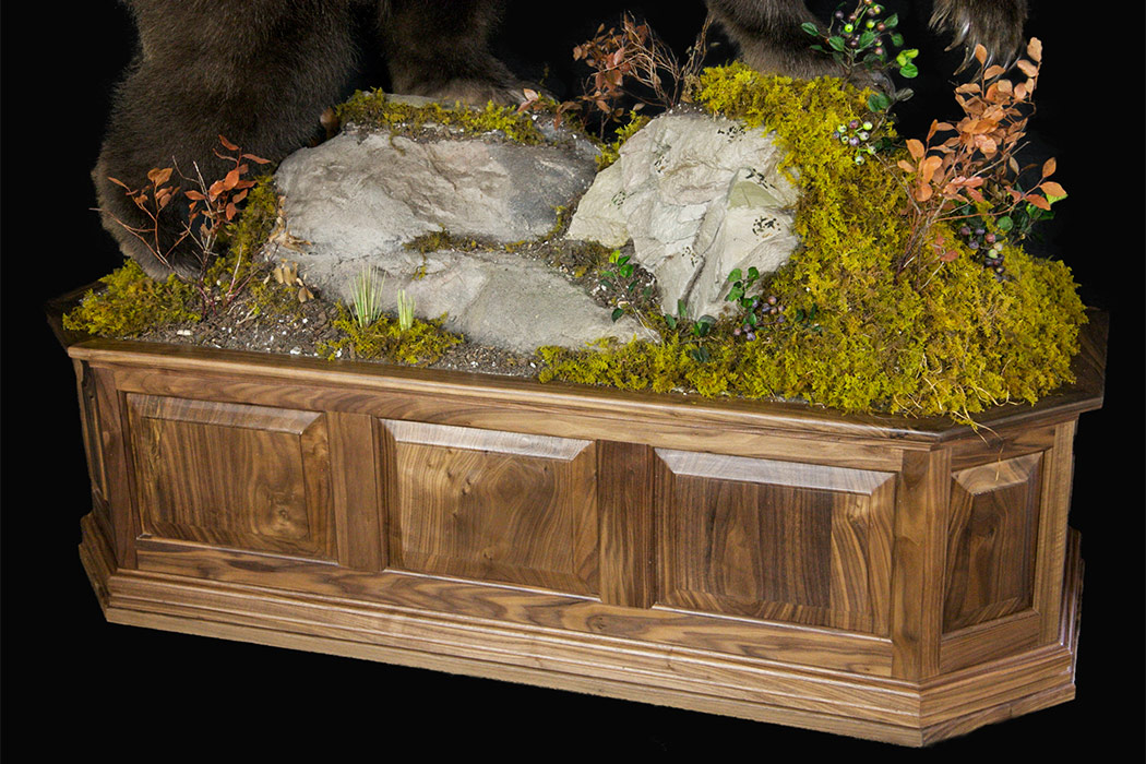 Jonas Brothers Taxidermy Custom Woodworking